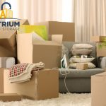 Atrium Self Storage Moving House Boxes Removals