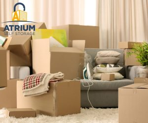 Atrium Self Storage Moving House Boxes Removals