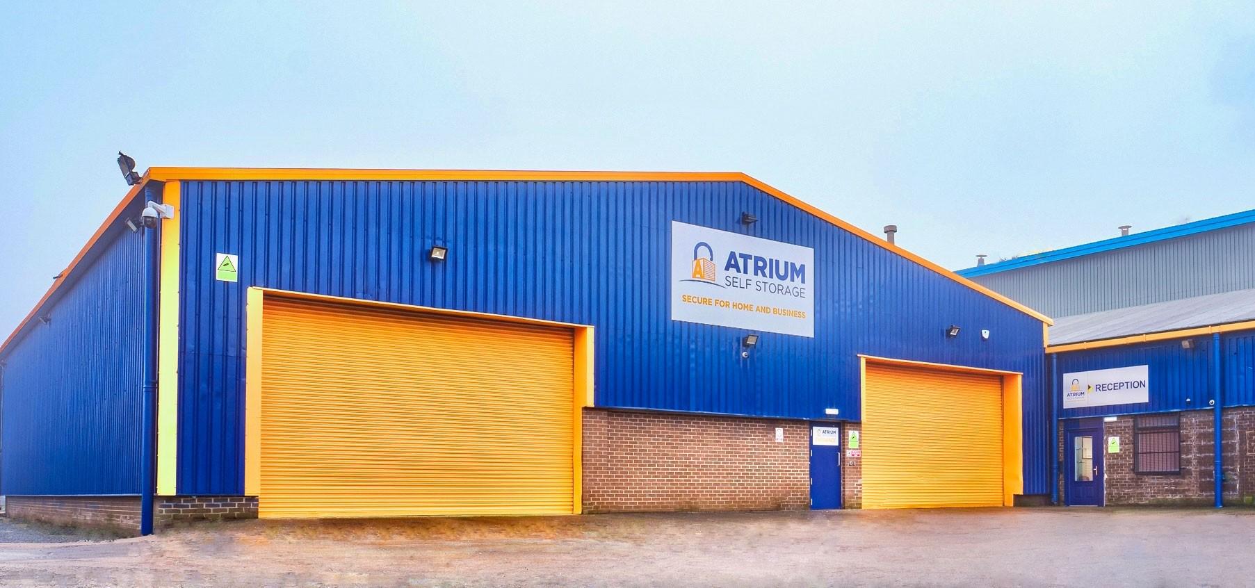 Atrium Storage Outside